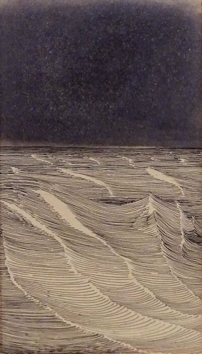 Wilhelmina Barns-Graham, 'Incoming', 1975