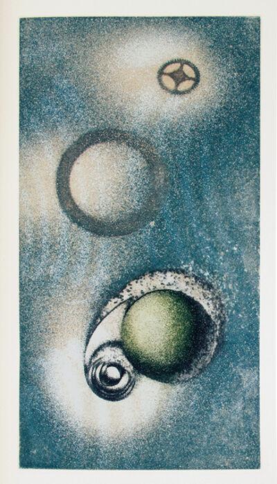 Max Ernst, 'Maximiliana', 1964