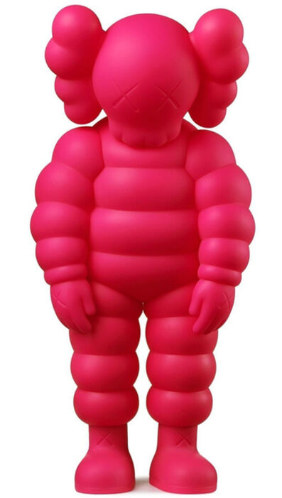 KAWS, 'What Party Chum Pink', 2020