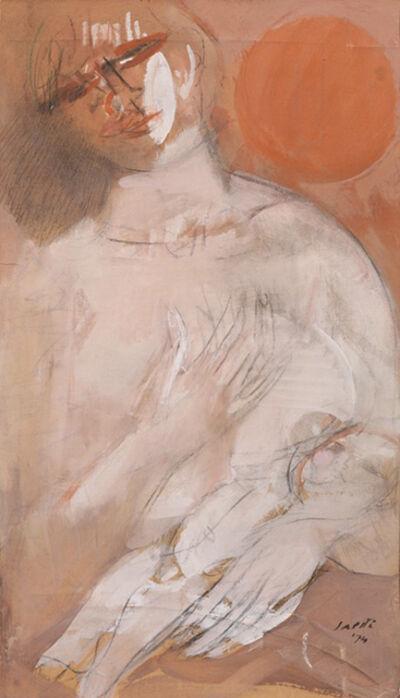 Bruno Saetti, 'Maternità', 1974