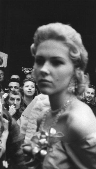Robert Frank, 'Los Angeles Movie Premier', 1955
