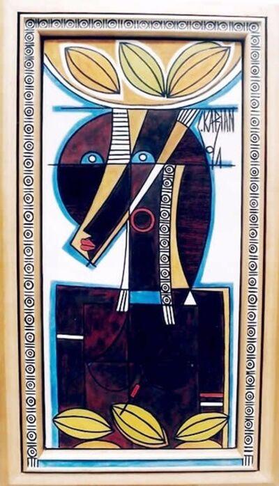 Cyprien Kablan, 'untitled', 1991