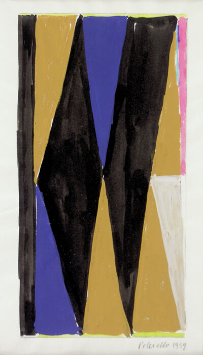 Rogelio Polesello, 'Untitled', 1959
