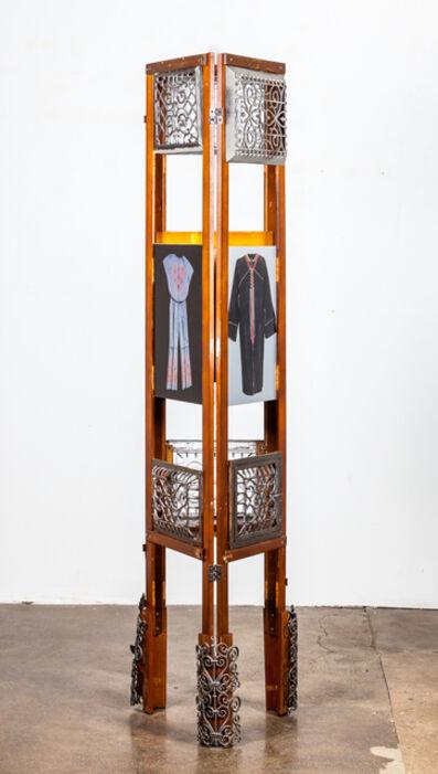 Jae Jarrell, 'Untitled (Victorian Screen & Radiator Gates)', 2017