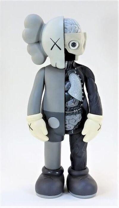 KAWS, 'Grey dissected companion ', 2006