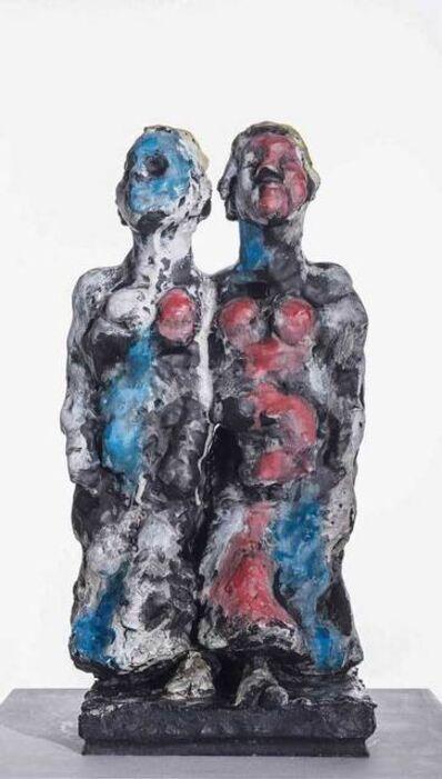 Markus Lüpertz, 'Zwilling - Gemini', 2017
