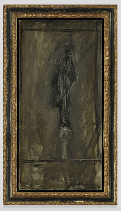 Alberto Giacometti, 'Buste (tête de profil) ', 1947