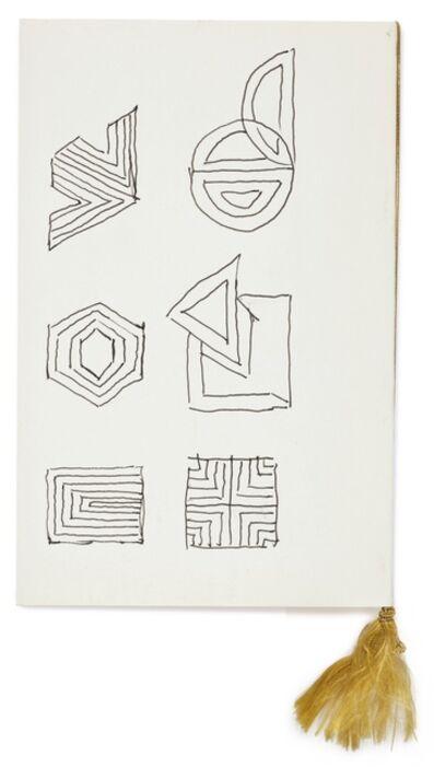 Frank Stella, 'Untitled', circa 1982