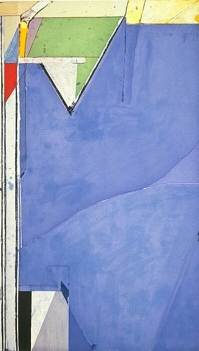 Richard Diebenkorn, 'High Green, Version I', 1992