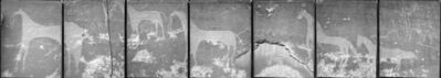 Mark Klett, 'Navajo Ponies, Bluff, Utah 1992', 1992