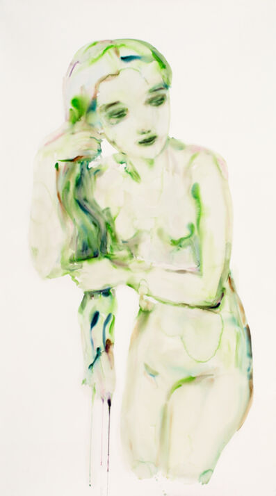 Kim McCarty, 'Dripping Hair', 2017