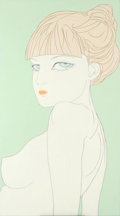 Amano Yoshitaka, 'Lady Mint', 2019