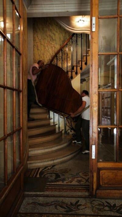 Angelica Mesiti, 'Prepared Piano for Movers (Haussmann)', 2012
