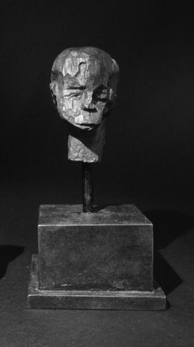 Dietrich Klinge, 'Kopf 313', 2019