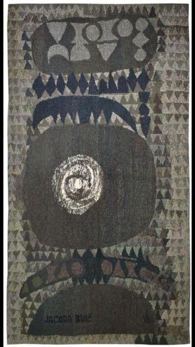 Jagoda Buic, 'Tapestry V', 1972