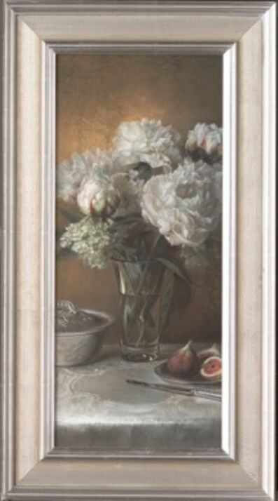 Anne McGrory, 'Figs & Peonies', 2020