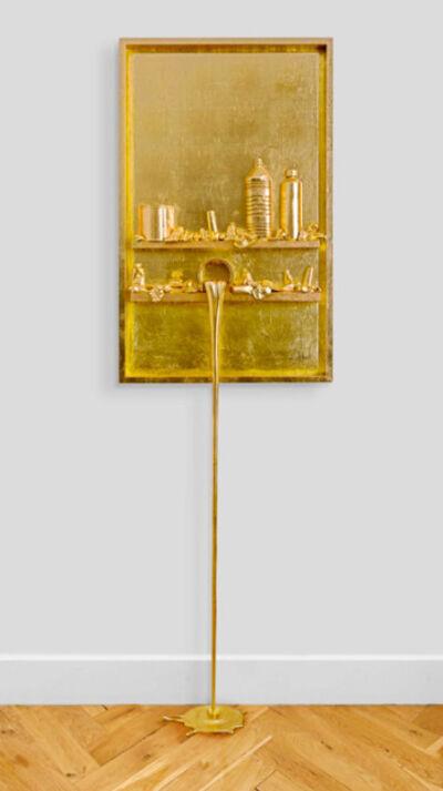Paul Sibuet, '(KFS) Gold Flow', 2018