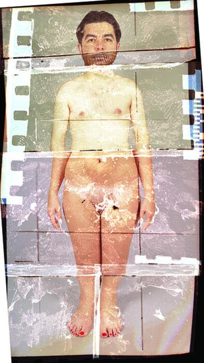 Shadi Yousefian, 'Universal Identity #4', 2006