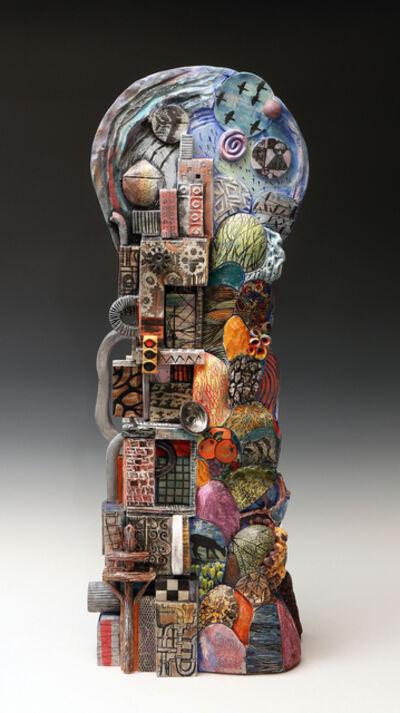 TIFFANY SCHMIERER, 'Patternscape: Intersections', 2016