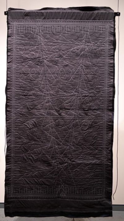 Kathy McTavish, 'Generative Textile Drawing No. 6', 2019