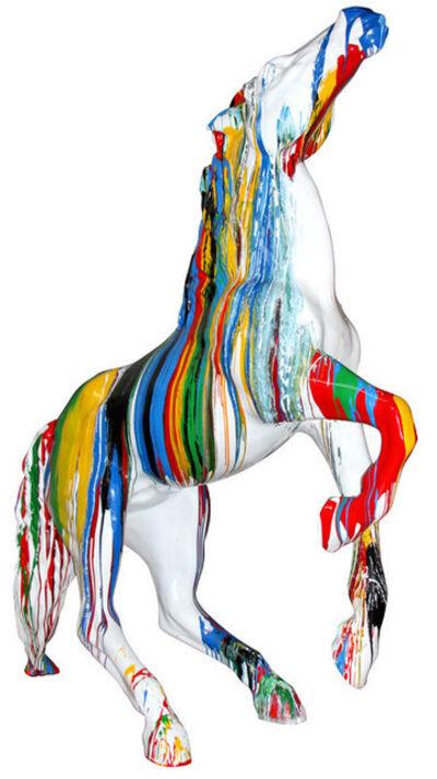 Mr. Brainwash, 'Horse (SCU180)', 2016
