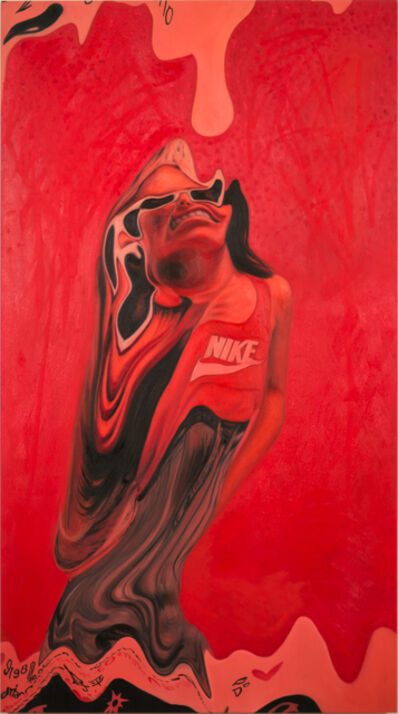 Ryder Ripps, 'Red Pain', 2014