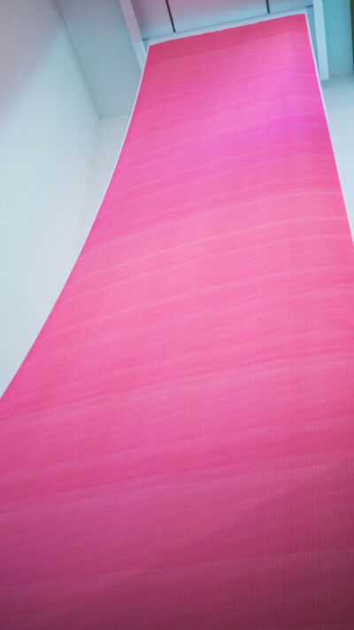 Sun Choi, 'Magenta Painting', 2013