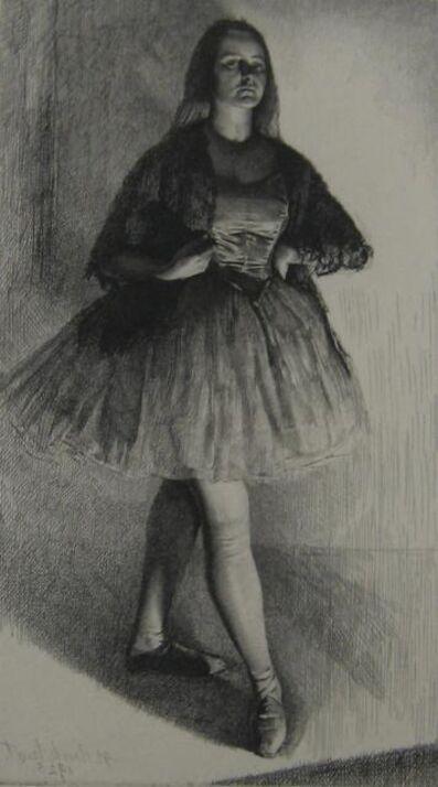 Gerald Leslie Brockhurst, 'The Dancer', 1925