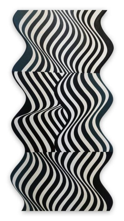 Cristina Ghetti, 'Beep (Abstract painting)', 2018