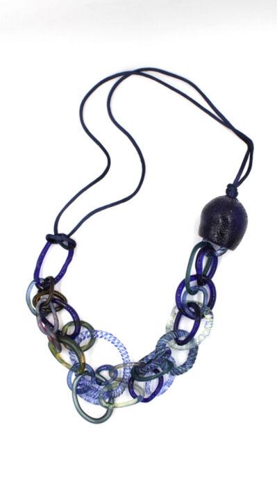 David Licata, 'Blue Necklace.', 2017