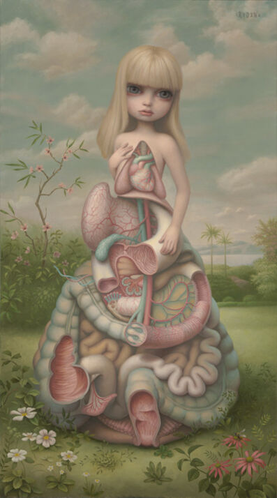 Mark Ryden, 'Anatomia', 2014