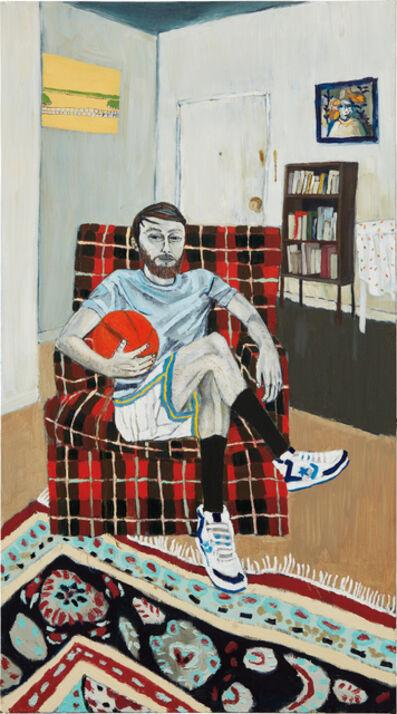 Raffi Kalenderian, 'Self Portrait (Hoop it Up)', 2006