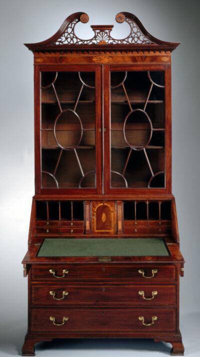 John Shaw, 'John Shaw Desk and Bookcase', 1797