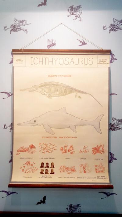 Mark Dion, 'Ichthyosaurus', 2003