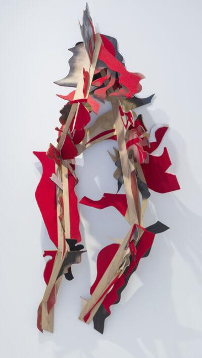 Oliver Lee Jackson, 'Wood Figure III', 2016