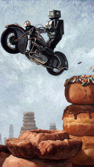 Eric Joyner, 'Dark Rider Returns', 2006