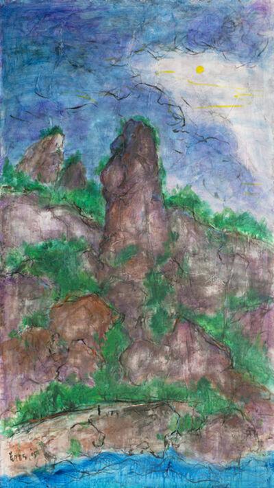 Zheng Zaidong, 'Mountain Moon Follows Me Home | 山月随人归', 2015