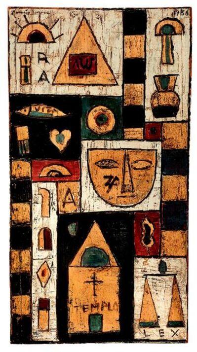 Horacio Torres, 'Constructivo', 1958