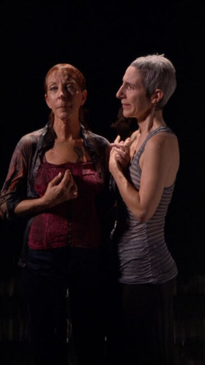 Bill Viola, 'Two women', 2008