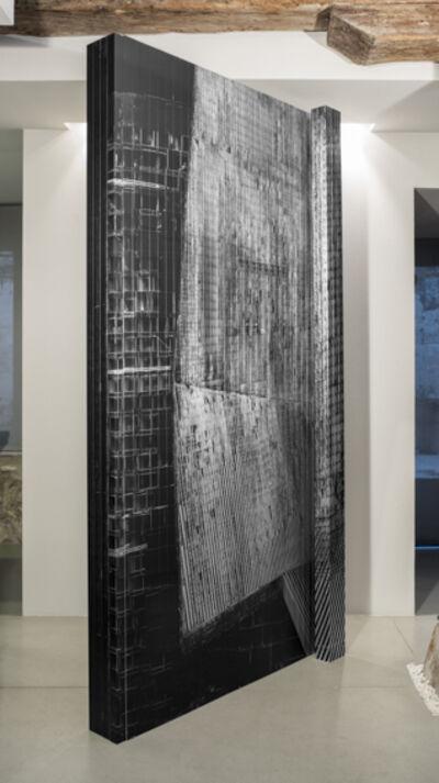 Aitor Ortiz, ' Amorfosis 000. Configuración 1', 2016