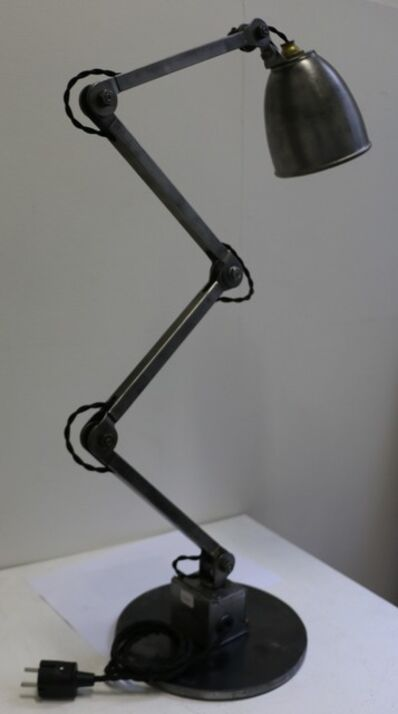 Unknown, 'Industrial Table Lamp by E.D.L., UK, 1950s', ca. 1950