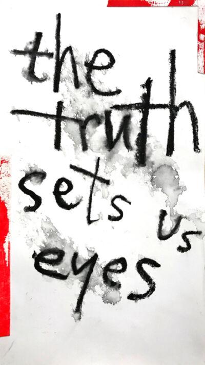 Daniel Scharfman, 'the truth', 2019