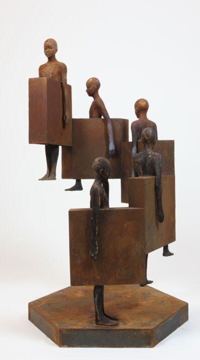 Jesús Curiá, 'Spiral', 2017