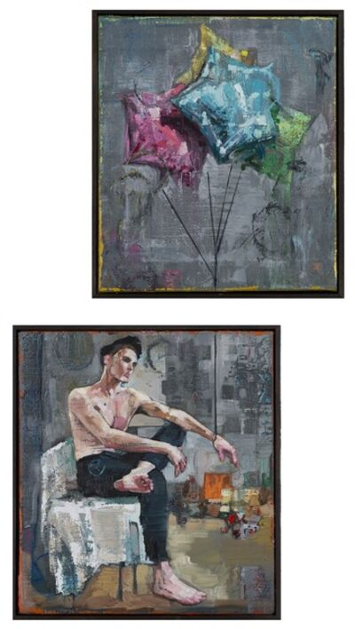 Andrew Salgado, 'Forgotten Painting', 2014