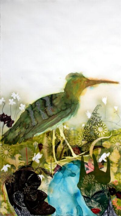 Anne Gregory, 'Green Heron', 2013