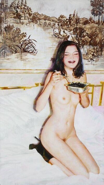Tursic & Mille, 'Pasta al nero di seppia', 2012