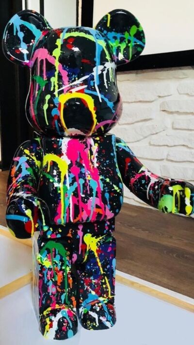 Auguste, 'Funny Bear, pop Art', 2019