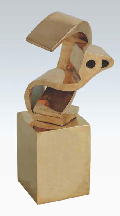 Parviz Tanavoli, 'Twisted Heech', 2007