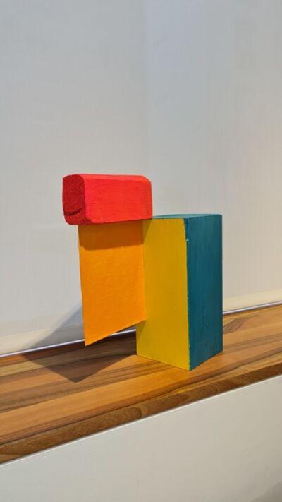 Rosa Brun, 'Becrux', 2021