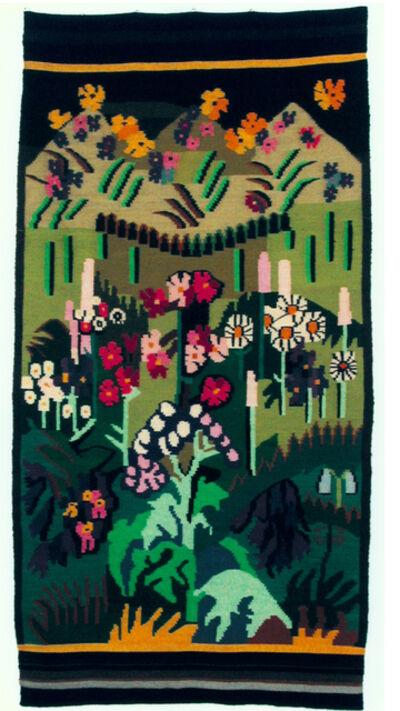 Ernst Ludwig Kirchner, 'Blumenteppich', 1938